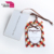 Fashion free design sample garment paper hang tag