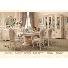 801 dining room set european style furniture