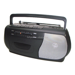 Newest Cassette Player with AM FM Radio & Cassette Recorder CT-130