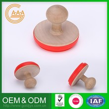 100% Warranty Oem Production Eco-Friendly Nice Design Premium Quality Silicon Cookie Stamp