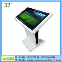Hot selling 32 inch kiosk display stand