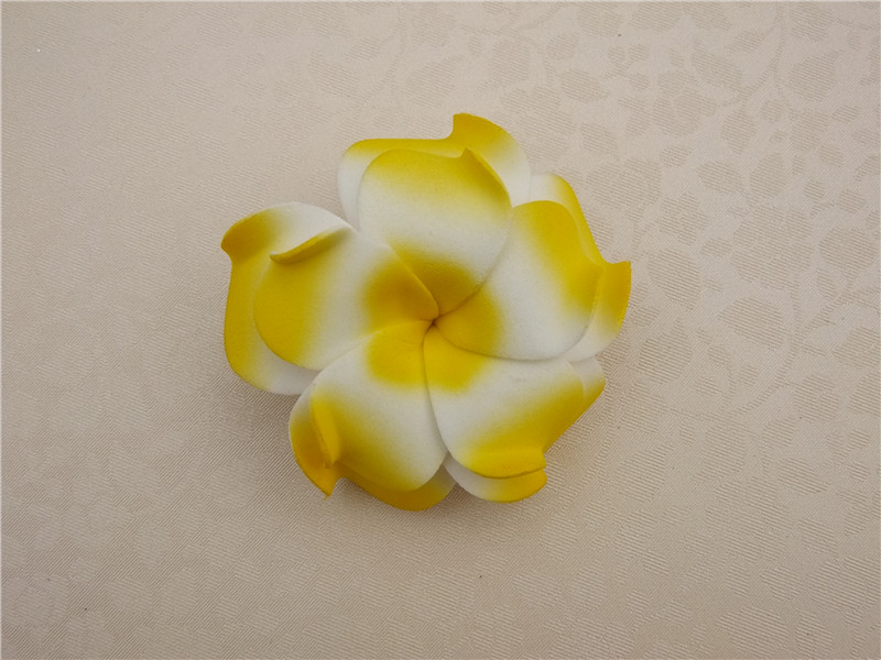 Hot sales artificial Plumeria/wholesale decorative artificial Plumeria made in China