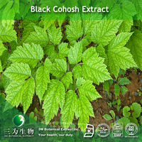 Black Cohosh Extract 20%Triterpene Glycosides 84776-26-1