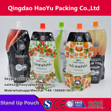 high quality stand up top-spouted pouches