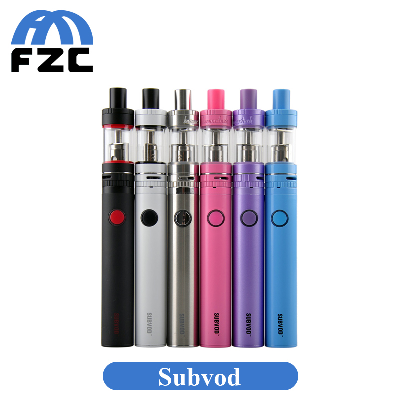 Huge Vapor e cig Vape Pen Kangertech Subvod Starter Kit with Toptank Nano 3.2 ml in Stock Now!!!