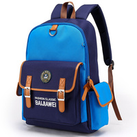 high quality luxury 2014 cheap high school canvas backpack bag