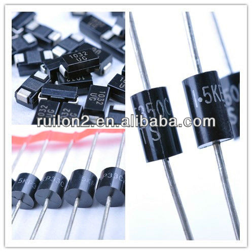 Voltage Dip Diodes basic electronic components