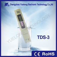 Portable Digital Water Quality TDS Tester and Temperature with Leather Carry