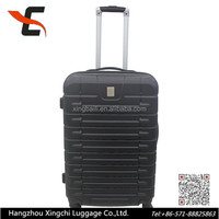 2015 new luggage travel bags ABS film luggage sets