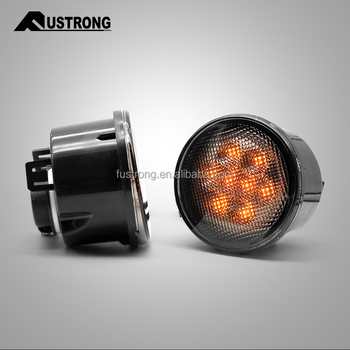 2017 Latest Persistant Luminance Emergency Jeep Wrangler Led Headlight