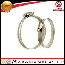 Good quality adjustable tube clamps america hose clamp