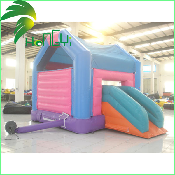house shape inflatable bouncer for sale
