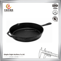 China cast iron casting parts for portable pressure cooker