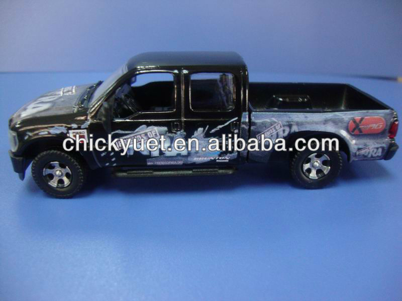 1:64 Die cast Ford truck model