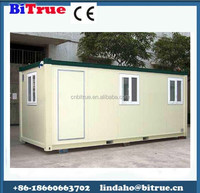 Fast Assembling container open side