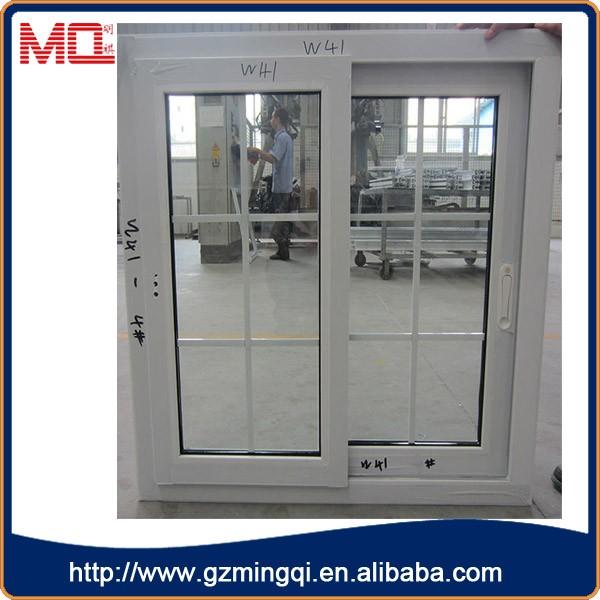 Top Quality Sliding Windows : China best quality pvc profile french sliding window buy