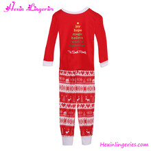 Hotsale Winter Familly XL Kids Christmas Pajamas