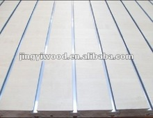 Thickness of 16mm Slotted MDF Board in 1220*2440mm