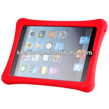 "Bone Shaped Silicone 7"" tablet case/drop resistant silicone cover for ipad min/min2"