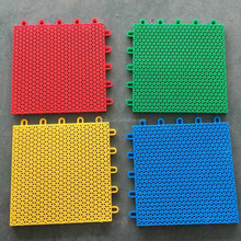 Wholesales Courful Outdoor interlocking sport court removable plastic floor tiles