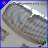 Stainless Steel Mesh Car Grills For Sale