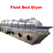 Sugar Vibrating Fluid Bed Dryer