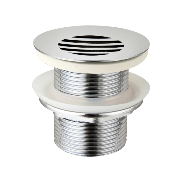 KingChun China Supplier brass basin drain fitting without overflow (<strong>K12</strong>)