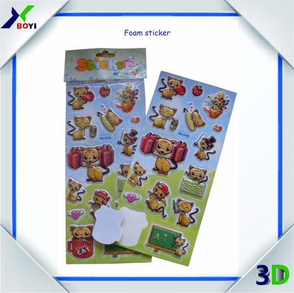 Customized Waterproof Promotional Die Cut Pvc Vinyl Stickers - Waterproof promotional custom vinyl stickers