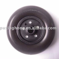 Polyurethane Foam Filled Tyre and Wheel PU Solid Wheel Cart Wheel