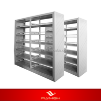 furniture for public libraries metal files storage cupboards/credenza