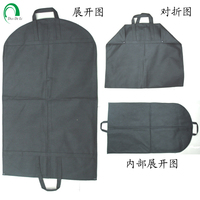 Top quality nonwoven garment suit bag cover