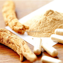 Powder ginsenoside 27% - 30% UV ginseng root extract for wholesaler