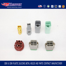 Custom high precision plastic cover case injection moulding tooling