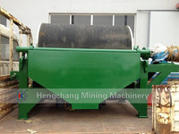 Permanent Magnetic Metal Separator for Iron Ore Mining Processing