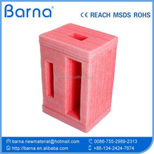 Multiple high density recycled soft eva protective packing foam