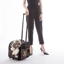 Pet Carrier Trolley tas & Rugzak