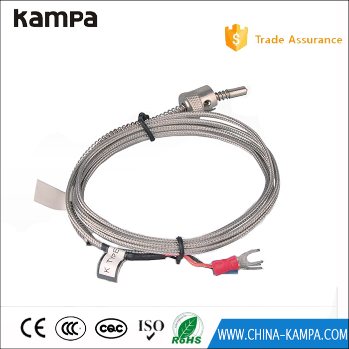 Good pressure-resistant electric furnace thermocouple