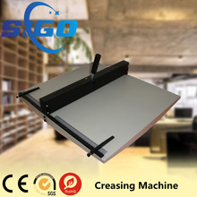 SG-16B Manual paper creasing machine for a2,a3,a4 size