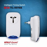 2015 New Product WIFI/GSM Wireless Smart home power plug (YL-007SK)