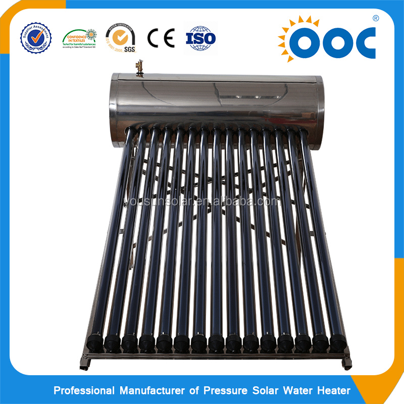 Hot Sale High Pump Separated Pressure Water Solar Heater Air