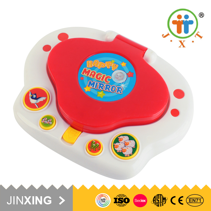 High quality christmas funny baby toy music learning machine with best price