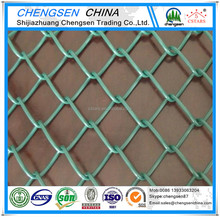 2016 new product pvc coated chain link fencing