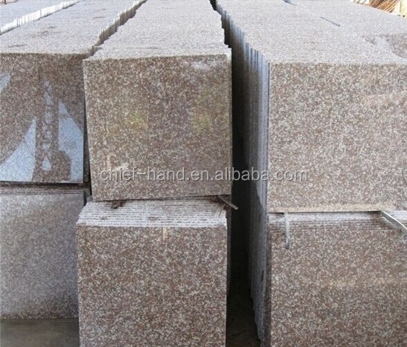 Chinese Peach Red Actural G687 Granite