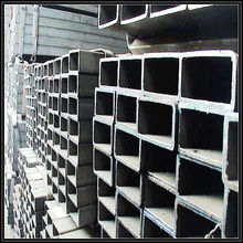 Galvanized steel square tube,steel tube gals products,mild steel tube weight