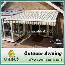 aluminum porch/balcony awning