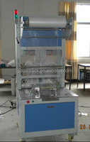 plastic bag sealer machine ST5538 PE film Semi-Automatic shrink packing machine