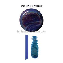 Borosilicate Northstar Color Glass Rods NS-38