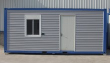 modern mobile container home