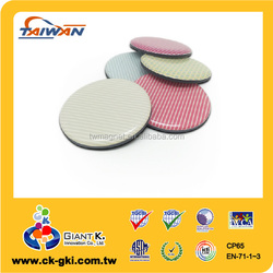 Promotional advertising round souvenir wholesale blank fridge magnet
