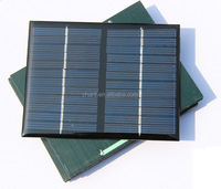 1.5 W 12 v solar panels modules specification A level polycrystalline board DIY solar panels